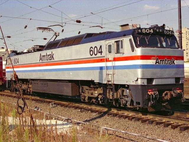 Amtrak Locomotive Gallery